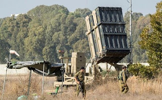 Israeli-developed Iron Dome batteries and deploy them next year