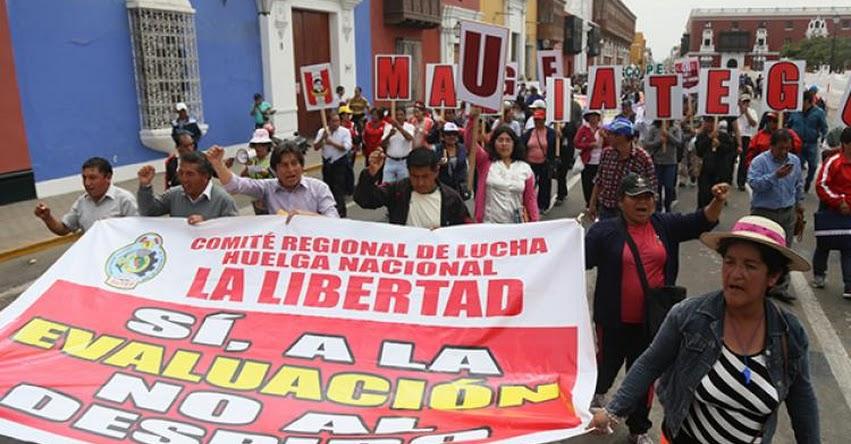 SUTER La Libertad advierte que irán a huelga si no aumentan el sueldo