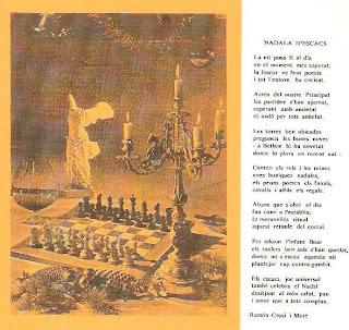 Villancico de ajedrez