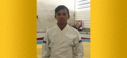 Aluno da Rede Municipal de Ensino de Picuí conquista 3° lugar no judô pelos Jogos Escolares da Paraíba