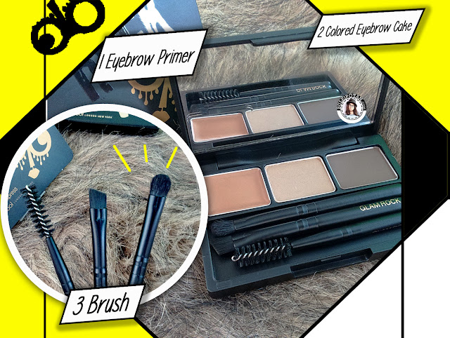 Too+cool+for+school+Glam+Rock+Brow+Express+review