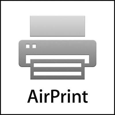 logo airprint apple