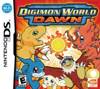 Digimon World: Dawn NDS, mega