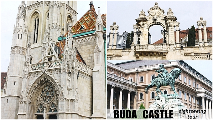 Buda castle sightseeing tour video.Budimska tvrdjava tura razgledanja video.