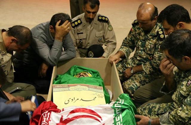 """صحيفة """"كيهان""""(المقربة من خامنئي) تكشف أعداد قتلى وأسرى إيران في سوريا"""