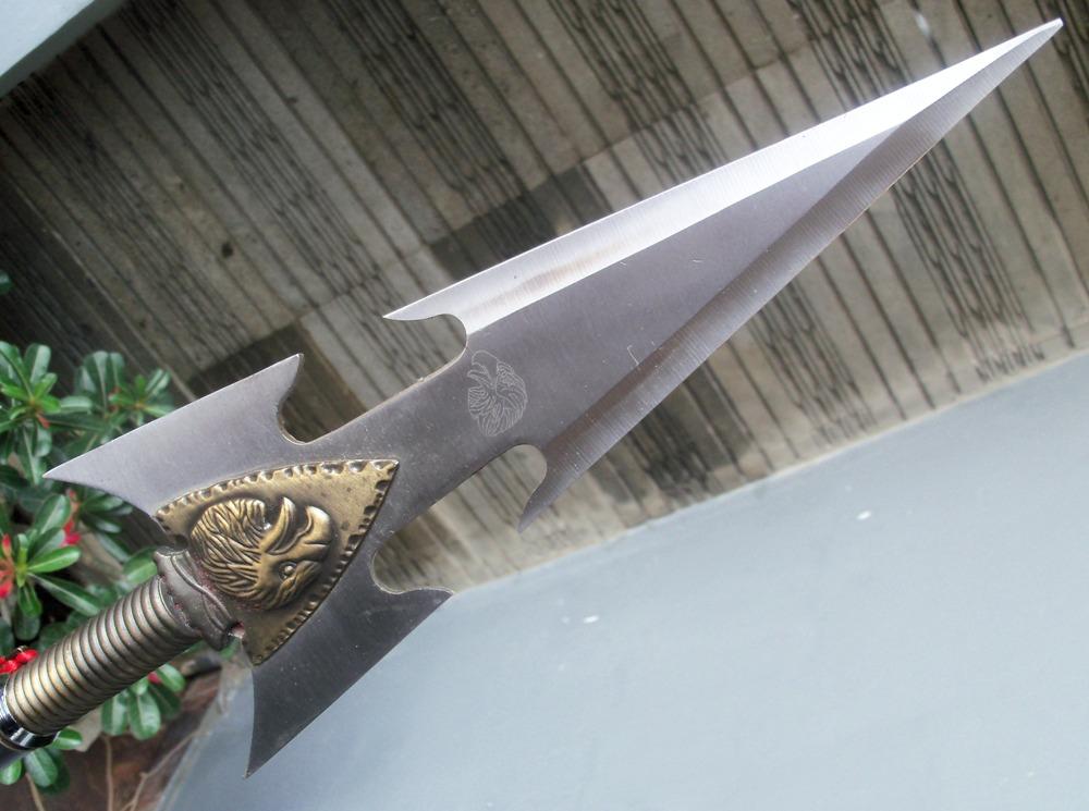 PEDANG SAMURAI MURAH (KATANA/WAKIZASHI/KNIVES.etc): Tombak