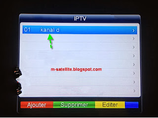 [TUTO] Methode d'activation de l'IPTV sur Starsat 8800 HD