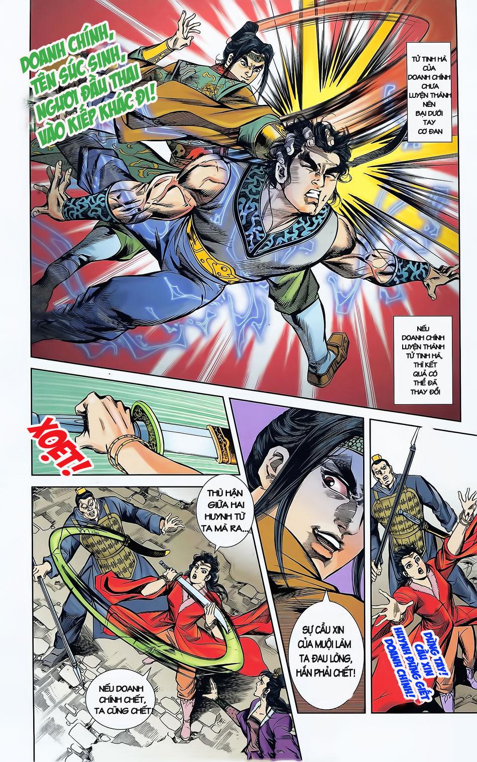 Tần Vương Doanh Chính chapter 2 trang 28