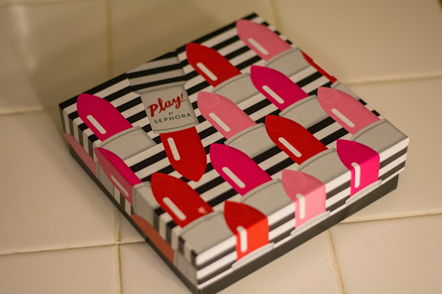 beauty review, sephora play review, birchbox review, birchbox comparison