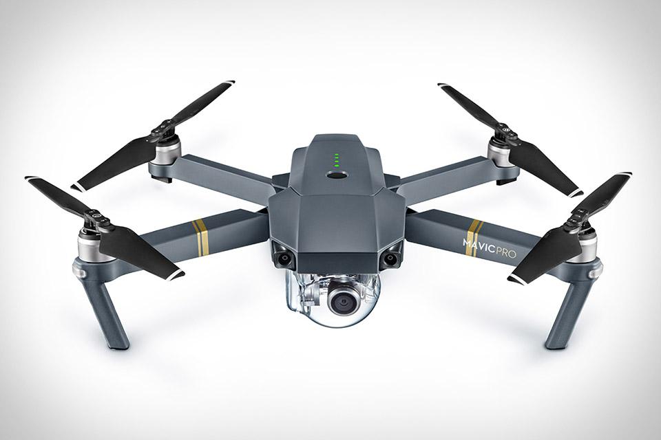 drone dji 4k mavic pro  | 640 x 336