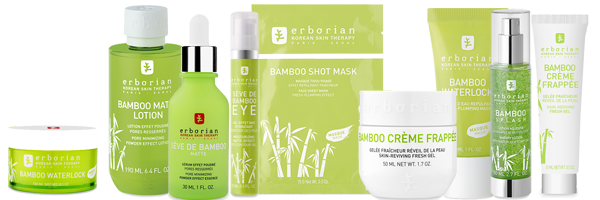 Bamboo Shot Mask • ERBORIAN