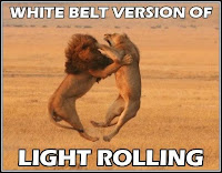 Light roll, with lions