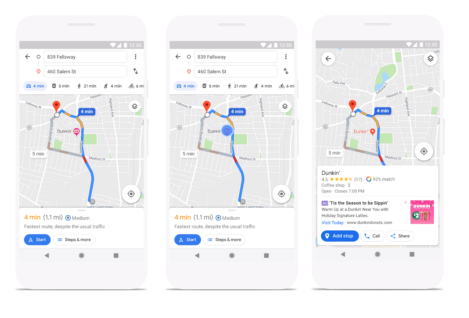 Holiday Special Google Maps App Update: Now Check Local ... on cafes nearby, food delivery nearby, parks nearby, attractions nearby, japanese gardens nearby,