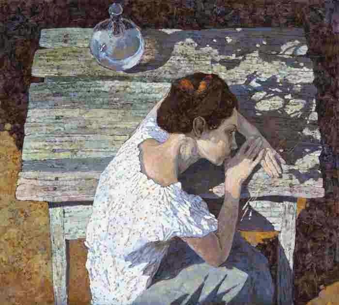 Украинский художник. Денис Саражин