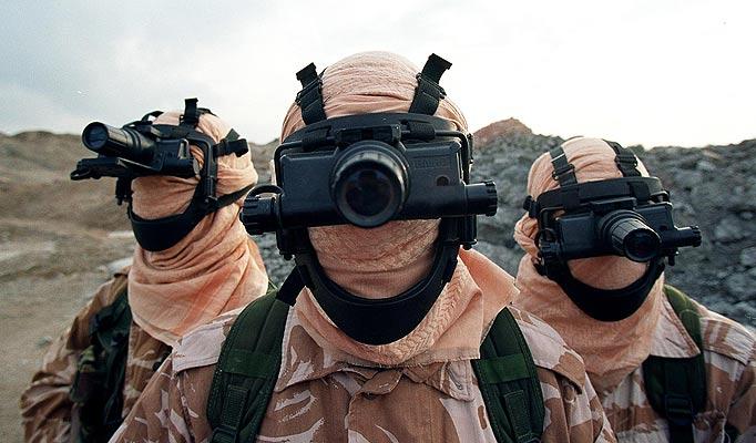 SAS Inggris Culik Tiga Komandan ISIS