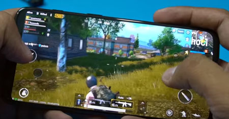 phone for gaming oneplus 6t