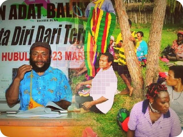 Dewan Adat Wilayah Balim Minta Pemda Aktifkan Pendidikan Tradisional
