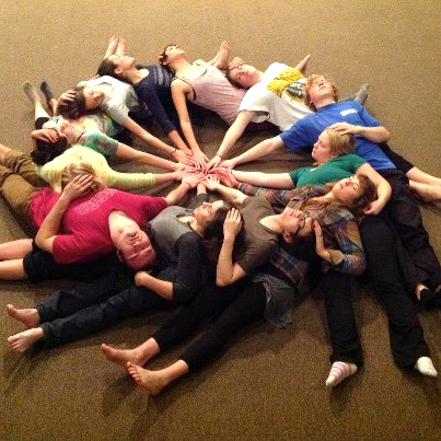 Poses Kaleidoscope Is A New Style Of Yoga Its Way To Practice And Understand Community Group Asana Position Practiced As