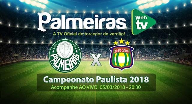 Resultado de imagem para Palmeiras X São Caetano
