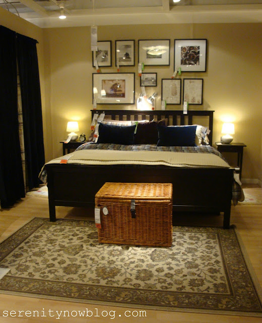 Ikea Master Bedroom: Serenity Now: IKEA Decorating Inspiration (Our Shopping Fun