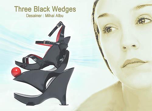 Desain cantik dan unik untuk model sepatu wanita