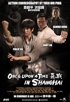 Film Once Upon a Time in Shanghai (2014) Full Movie
