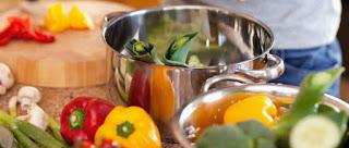 QSN: Verduras cocinadas