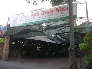 Cơm niêu Hoa Sữa Nguyễn An Ninh
