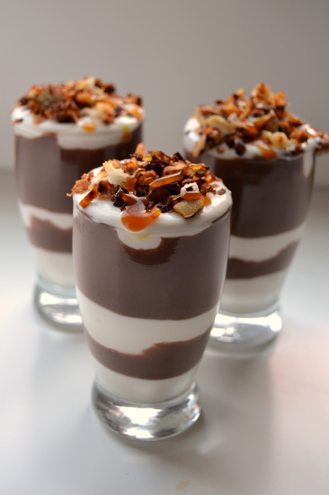 Mini German Chocolate Trifles The Nutritionist Reviews