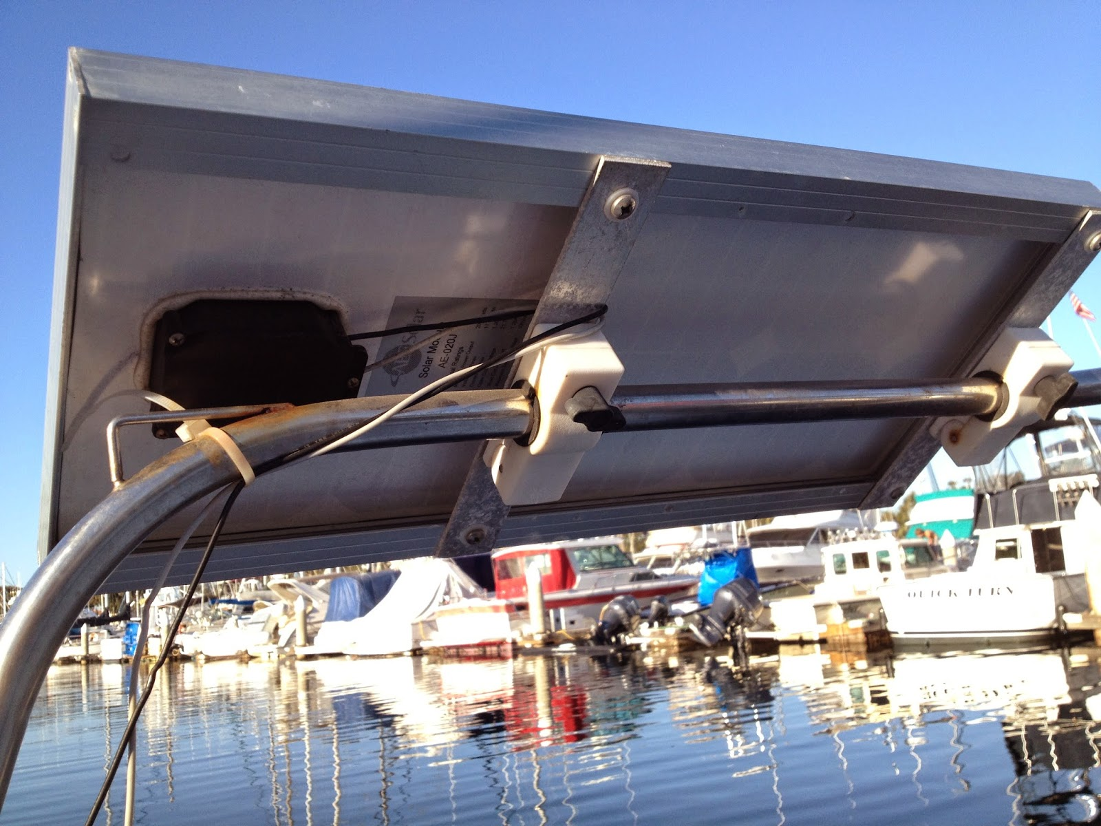 installing solar power for boats