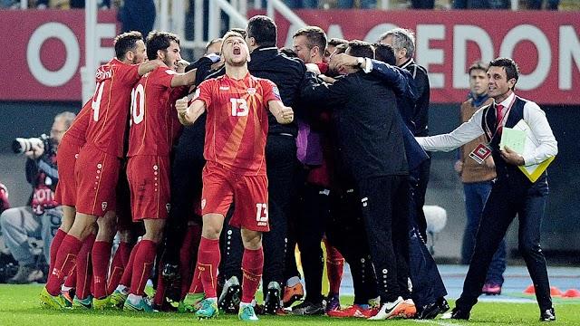 FIFA Rankings: Worst ranking in history for Macedonia