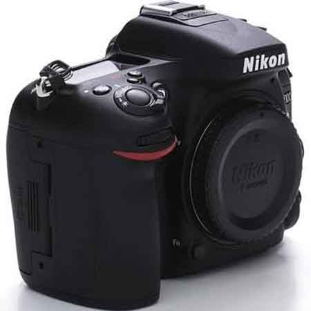 Nikon D7100 24.1 MP Digital SLR Camera Body Only Color Black