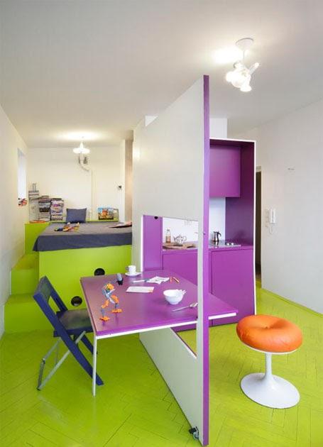 Unique Colorful Interior Designs Ideas Home Design Ideas