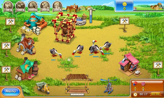 Download Game Farm Frenzy 3 Untuk PC dan Laptop