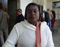 A repentista Wanda Pinheiro declarou sua satisfação em participar sempre do Cultura de Raiz