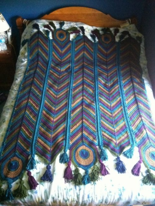Best Peacock Crochet Free Patterns Best Ideas