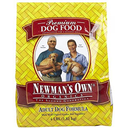 Newman's Own Organics Adult Chicken Formula Dry Dog Food