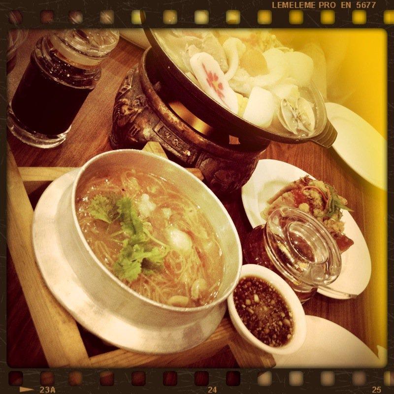 Fong Lye Taiwan Fusion Cuisine Restaurant Sunway Pyramid: A Coffeeholic's Travel Tale: Taiwanese Cuisine @ Xian Ding