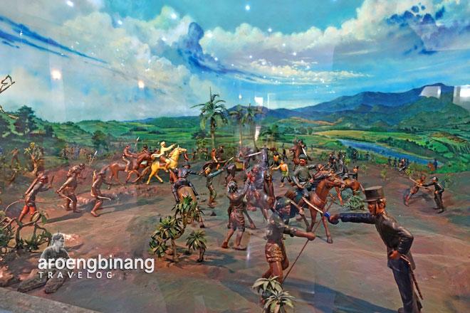 museum sejarah nasional indonesia diponegoro
