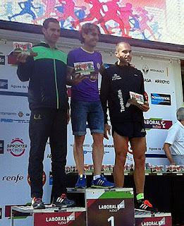 Atletismo Aranjuez Medio Maratón Valladolid
