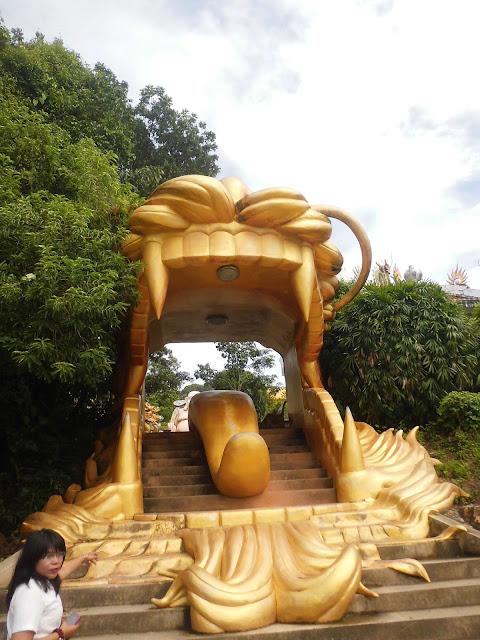 budha temple thailand