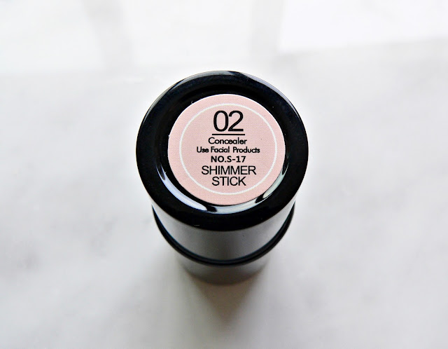 bornprettystore highlighter stick