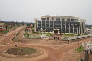 Bata, Malabo, Luanda, Angola, Libreville
