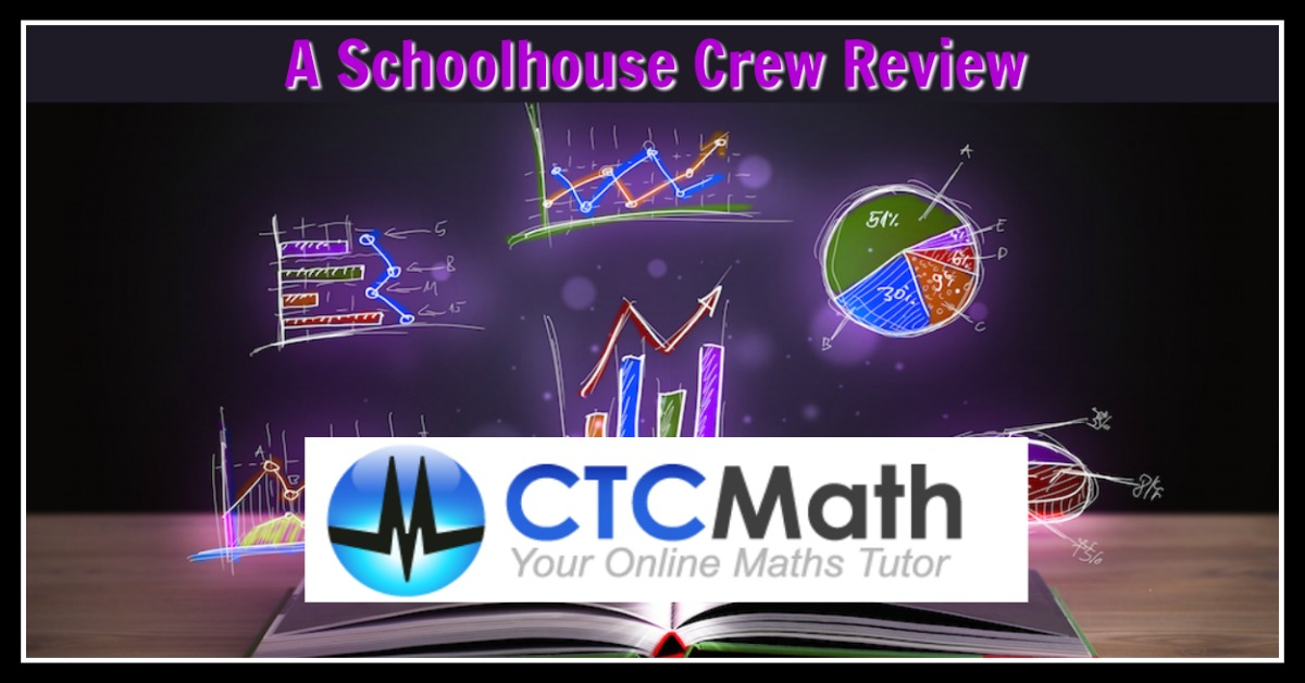 Counting Pinecones: CTC Math (A Schoolhouse Crew Review)