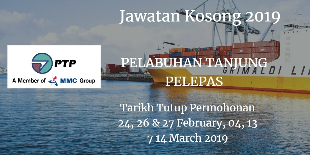 Jawatan Kosong PTP 24, 26, 27  February & 04, 13, 14 March 2019