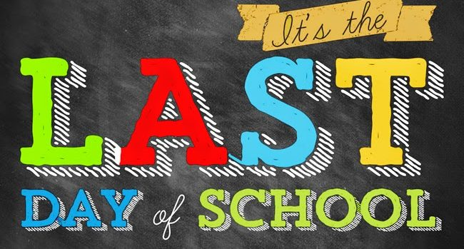 Image result for last day of school 2017
