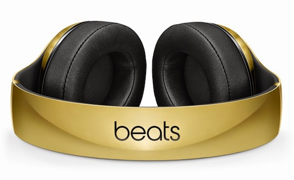 Beats by Dr. Dre Launched Premium Gloss Gold Edition headphones