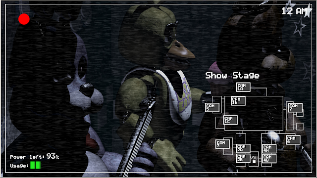 Five Nights at Freddy's 1 screenshot 2