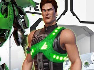 Max Steel A Legião Tóxica