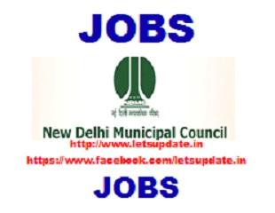 jobs-NDMC-Letsupdate